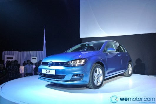 2013 VW Golf Mk7 Launch 012