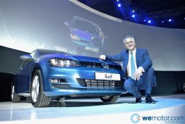 2013 VW Golf Mk7 Launch 049