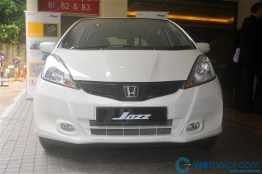 2013 Honda Jazz CKD Petrol Launch 11