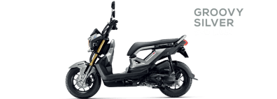 Honda Introduces 2nd Generation Zoomer X Scooter In Thailand