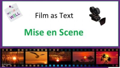 Film as Text-Mise en Scene