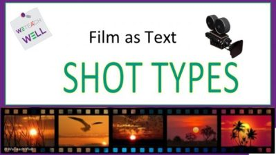 Teaching Film-shot types