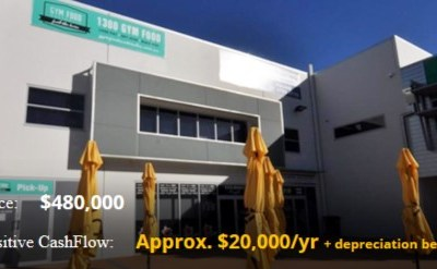 $20,000 Extra Income from a $480,000 Property?