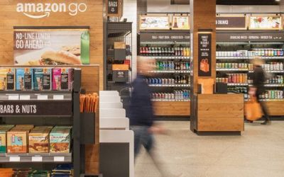 Leave this Amazon Store with Arms Full of Stuff – But Leave your Credit Card and Cash at Home?