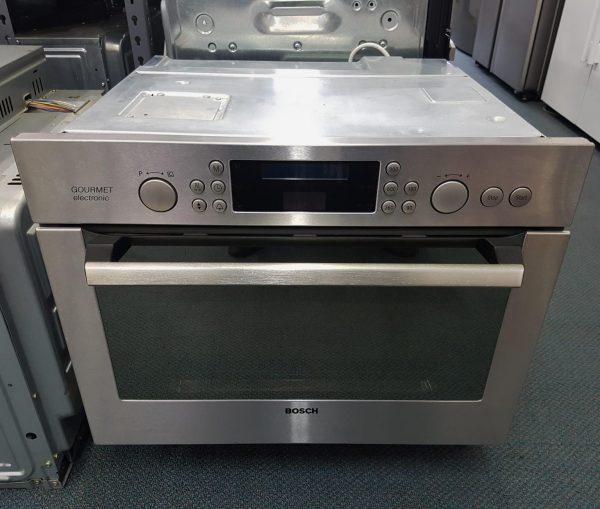 bosch gourmet combination oven microwave