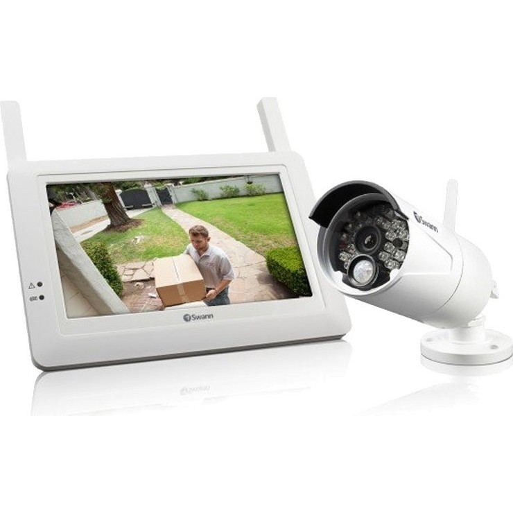Monitors Security Systems