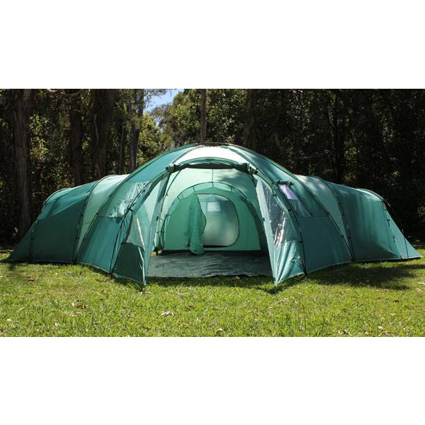 10 Man Family Camping Dome Tent With 4 Rooms Buy Tents 161420