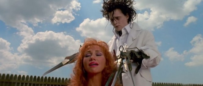 Edward Scissorhands Haircuts Images Haircuts For Men And Women