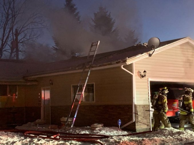 Idaho Falls house fire causes 0,000 in damages – East Idaho News