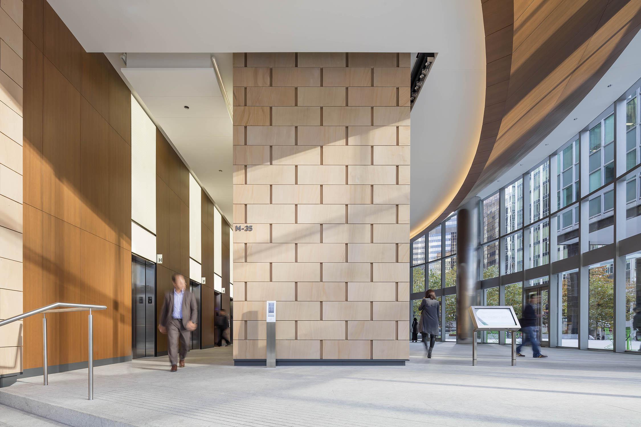 MNP Tower, Kohn Pederson Fox Associates And Musson Cattell