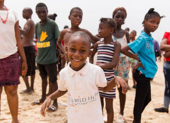 Child Sponsorship, Celebrations, and Change-Making