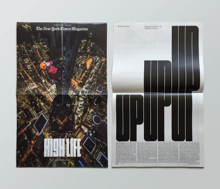 The New York Times Magazine's High Life issue