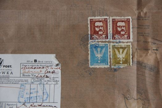 Tiny details: Stamps, seals and receipts designed for The Grand Budapest Hotel by Annie Atkins