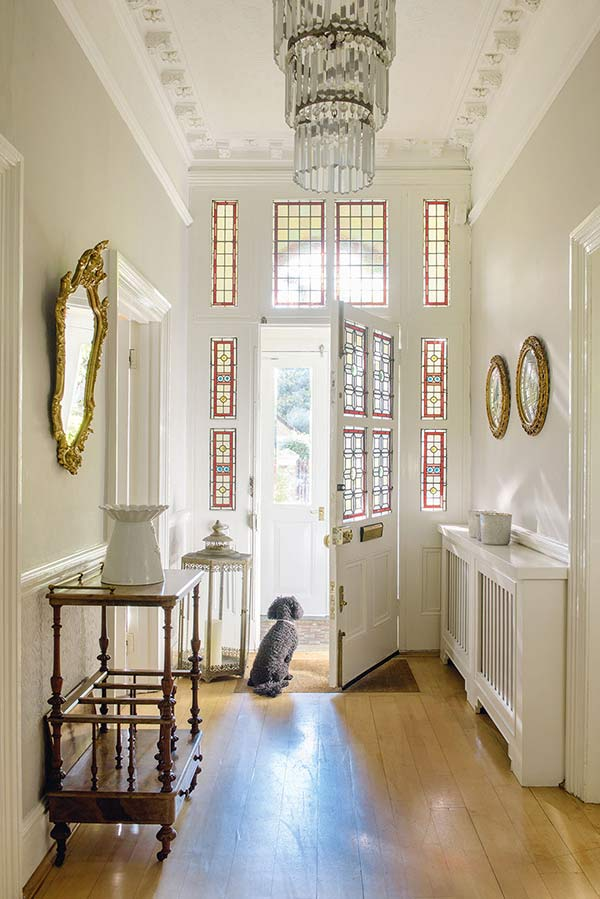 12 Beautiful Ways To Decorate A Hallway Period Living