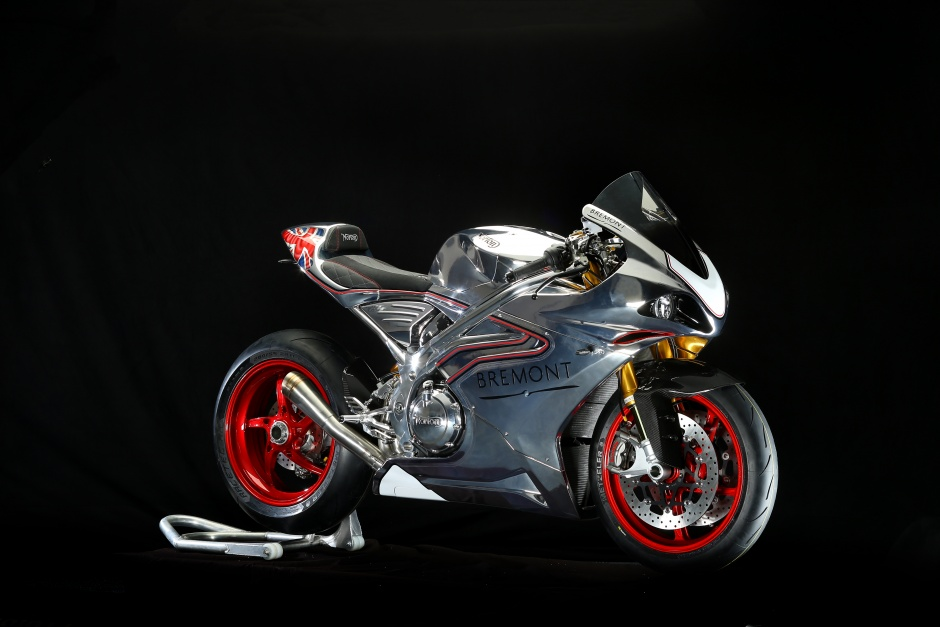 Norton Motorcycles: engineering the revival of an icon | RMS