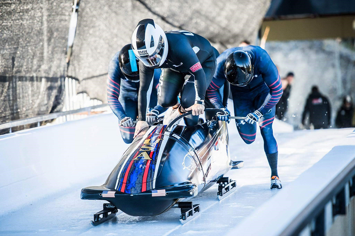 Bobsled At Future Winter Olympics Could See Ice Replaced
