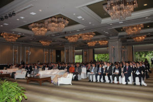 Hundreds came together to discuss global and local urban resilience