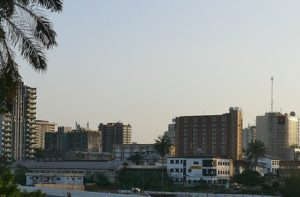 View of Douala, courtesy of Njeimosestimah via Flickr