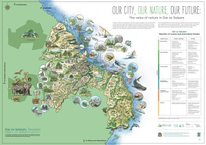 Biodiversity in cities: How natural asset mapping helps cities protect livelihoods and address climate change impacts