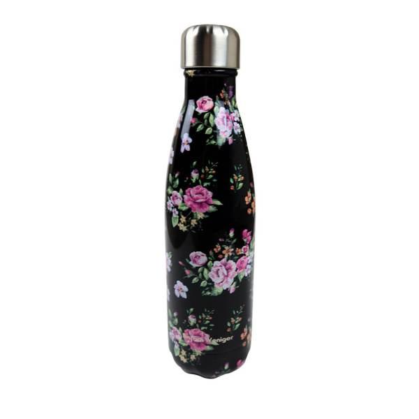 Waka Flasche Mitternachtsblume