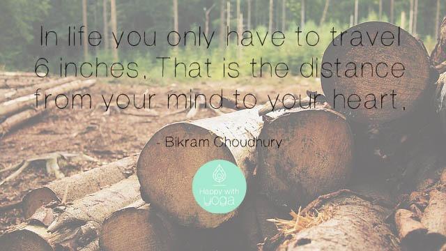 bikram yoga quotes