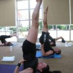 Schouderstand Yoga, de koningin onder de Asana's!