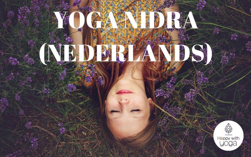 yoga nidra nederlands