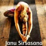 Janu Sirsasana (hoofd naar knie houding)