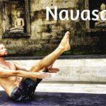 Navasana (Boot houding)