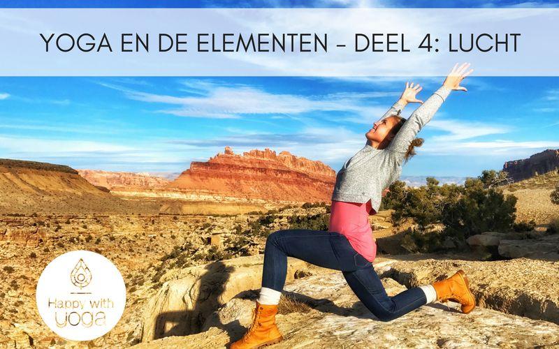 Yoga en de elementen - Deel 4: Lucht