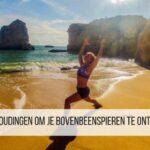 8 Yogahoudingen om je bovenbeenspieren te ontwikkelen