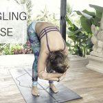 Dangling Pose voor lage rugpijn