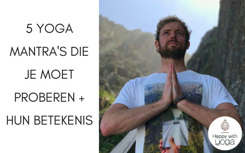 Yoga Mantra's