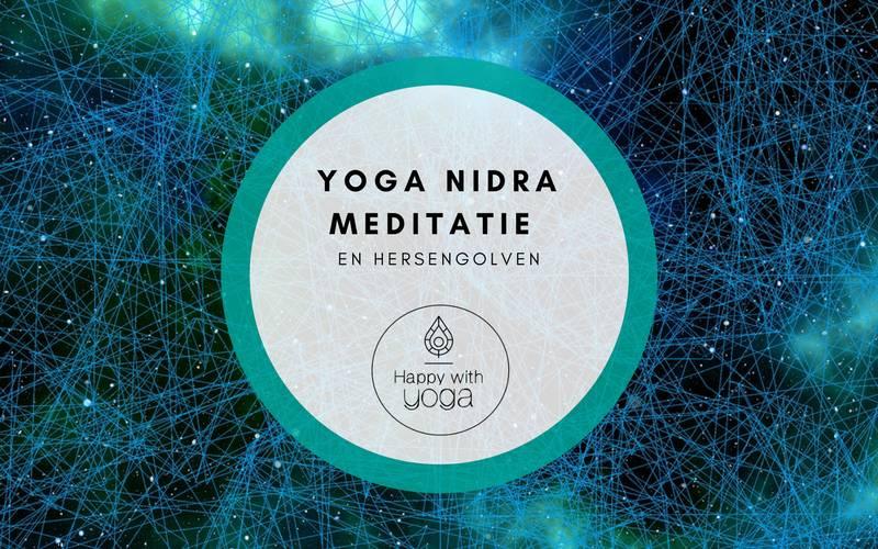 yoga nidra meditatie hersengolven