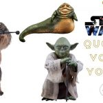 11 Star wars quotes voor Yogi's!