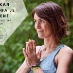 Vier manieren hoe (Yin) Yoga je kan helpen in je dagelijkse leven
