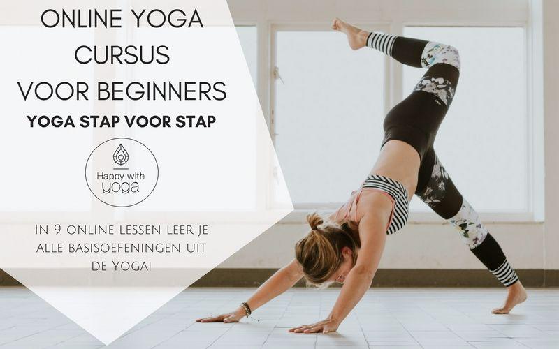 Yoga beginnerscursus