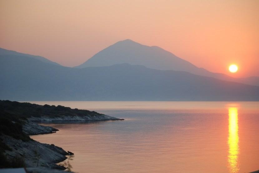 yoga retreat griekenland