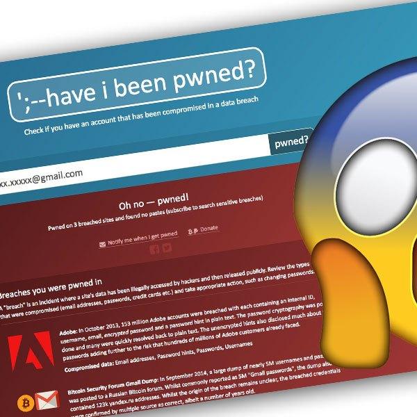 Er du blitt hacket? Denne tjenesten gir deg svar