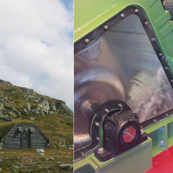 Mobilsignalene på Hardangervidda drives av 100% vannkraft!