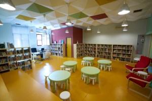 Παιδική βιβλιοθήκη Δήμου Αθηναίων