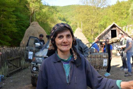 Maria locuiește la Șopotu Nou de 35 de ani