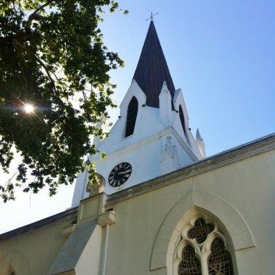 church, South Africa, Steeple