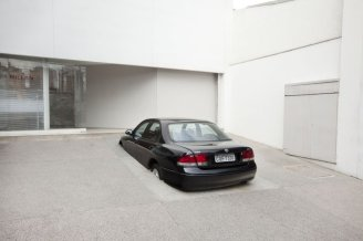 Tatiana_Blass_Buried_Car_1