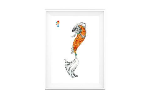 Crazy-Animals-Martina-Di-Paolo-Colonna-Poster-House-Design-Group-3