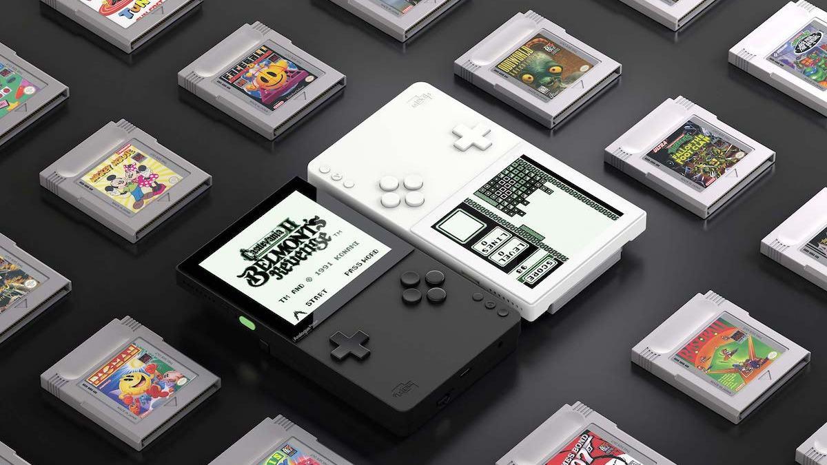 analogue pocket, portable game