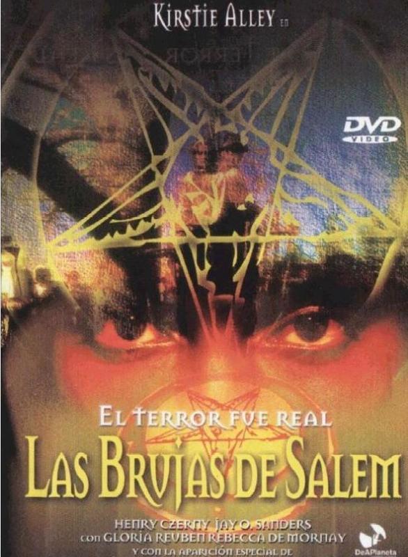 Poster do filme Las Brujas de Salem