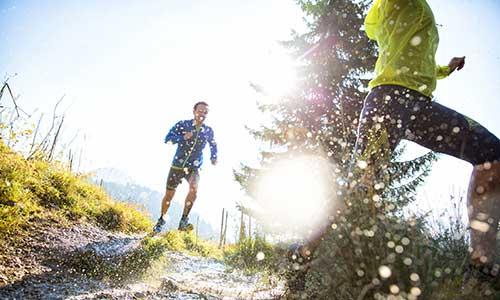 The best gear for running all year round | Amer Sports
