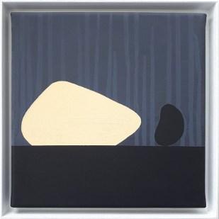 frame 4#3, 2019 - acrilico su tela - 25 x 25 cm