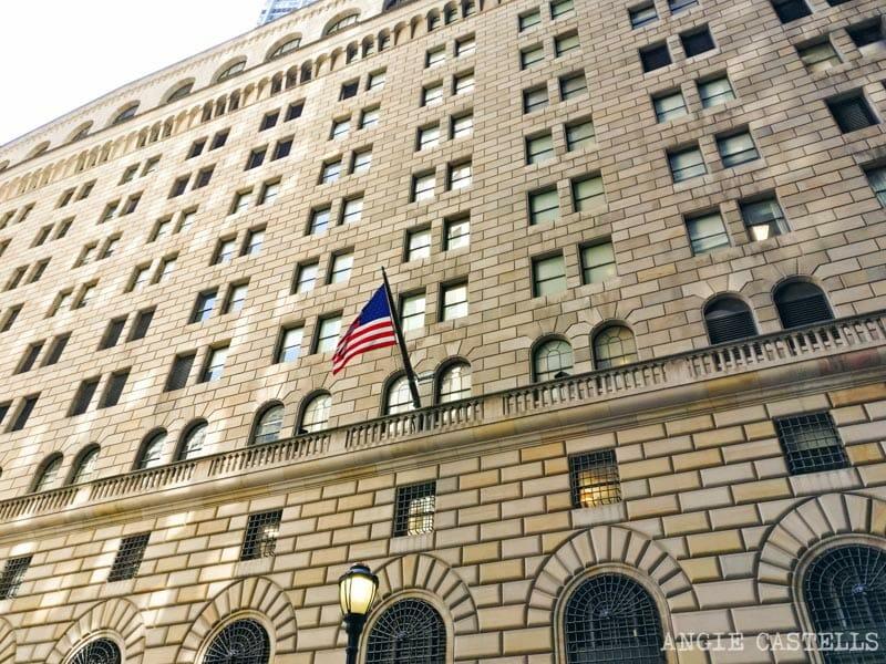 Resultado de imagen para La Reserva Federal de Nueva York